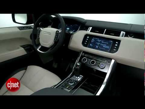 Car Tech – Range Rover Sport