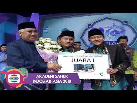 Inilah Juara Aksi Asia 2018