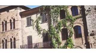 preview picture of video 'Wedding in San Gimignano, Tuscany'