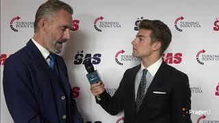 Will Witt Interviews Dr. Jordan Peterson
