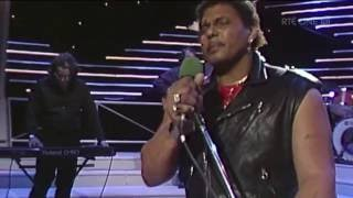 Aaron Neville - A Change Is Gonna Come - Rare Irish TV footage