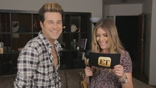 <b>Ryan Cabrera</b> On Ashlee Simpson's Wedding And His First New Album In 7 Years Exclusive