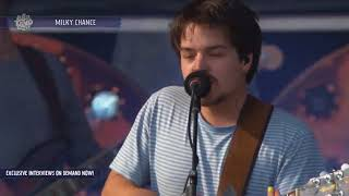Milky Chance - Down By The River - Lollapalooza Chicago 2017