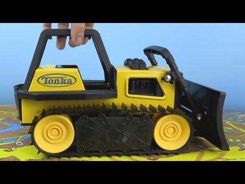 Tonka Classics Steel Bulldozer Unboxing 🚚🚛 Construction Truck Toys | Funrise Toys UK ADVERTISEMENT