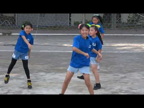 板橋第一小学校 香林庵『TOKYO ON DO!2014』/コンテスト演舞/第9回 いたばし舞祭2017
