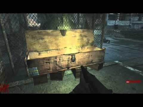 Выживание Call of Duty World at War- Великан или прохождение карты (улучшайзер)