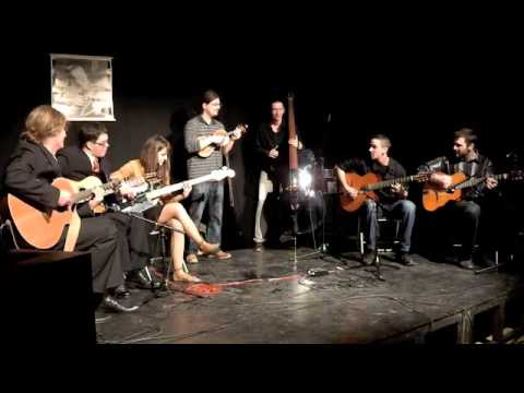 Maringotka - DJANGO ORCHESTRA = MARINGOTKA + SWING THAT STRING