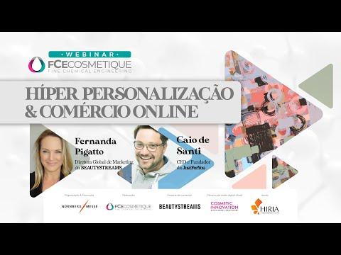 Webinar - Hiper Personalização & Comércio Online