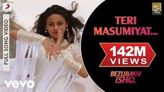 Teri Masumiyat Full Video - Bezubaan Ishq|Mugdha,Sneha
