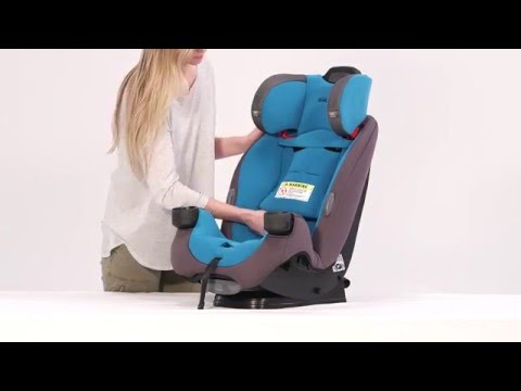 Safety 1st Grow and Go Air™ Series 3-in-1 Convertible Car Seat Belt Positioning Booster Mode