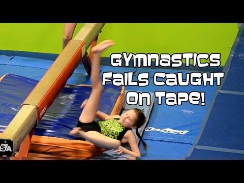 Gymnastics bloopers - Naijafy