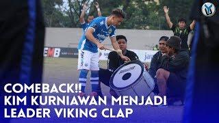 Kim Jadi Leader Viking Clap, Tonton Videonya