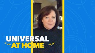 Universal at Home Chat with Mandy Bond
