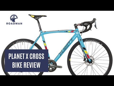 Planet X – XLS Cyclocross Bike Review