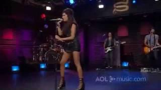 Ashley Tisdale (Live Hair ) AOL
