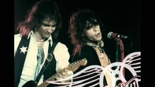 Aerosmith Reefer Head Woman Worcester 1982