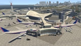 Francis International Airport [GTA IV map] - BeamNG.drive