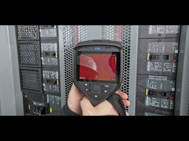 What Is An Infrared Inspection Window? at Electricity Forum