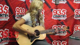 Meghan Patrick   I Won't Drink | Country 93.5 Artist Series