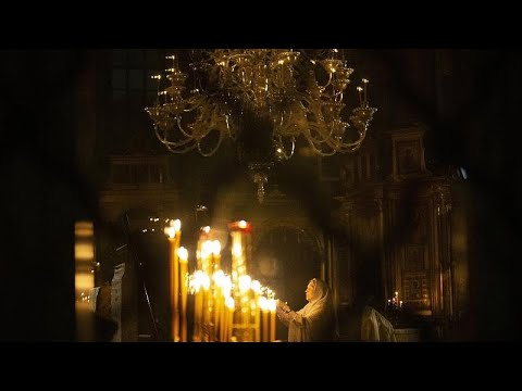 Πώς γιόρτασε η Ορθοδοξία το Πάσχα (φωτό και βίντεο)