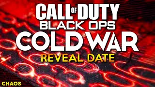 BLACK OPS: COLD WAR Official Reveal Date..