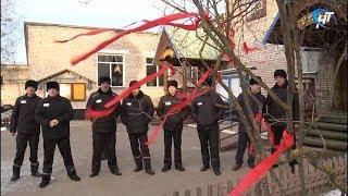 В колонии строго режима в Панковке прошла акция «Красная ленточка»