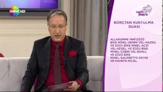 "Prof. Dr. Mustafa Karataş'tan ""borçtan kurtulma duası"""