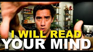 I Am Going To Read Your Mind - Part 2