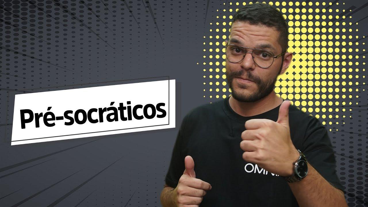 Pré-socráticos
