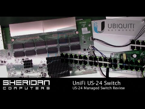 UniFi US-24 Managed Switch Review