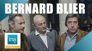 Blier, Lefebvre, Serrault, Jugnot et Clavier en tournage Gare de l'Est | Archive INA