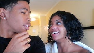 Download Youtube: SOMEONE CHALLENGED US | VLOGTOBER DAY 29