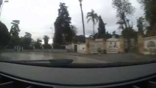 preview picture of video 'Xiaomi yi Sport test vidéo (City driving) ALGERIA'