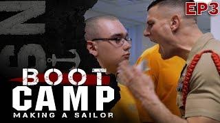 Boot Camp: Making a Sailor - Episode 3