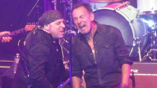 Little <b>Steven Van Zandt</b> W/ Bruce Springsteen I Dont Want To Go Home Ct Basie Theatre  5/27/17