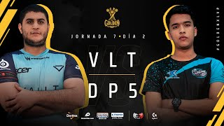 Vault Esports VS DP5 Makios | Jornada 14 | Golden League Clausura