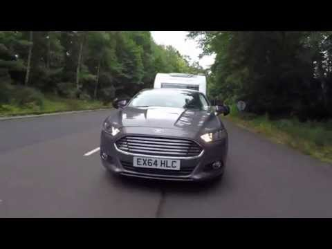 The Practical Caravan Ford Mondeo review