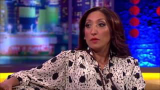 Shazia Mirza talks Dizzee Rascal & hairy women on The Jonathan Ross Show | 19 March 2016