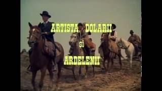 """Фильм-вестерн """"Актриса, золото и трансильванцы """",1979 год."""