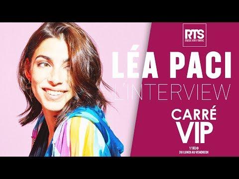 Léa Paci, l'Interview
