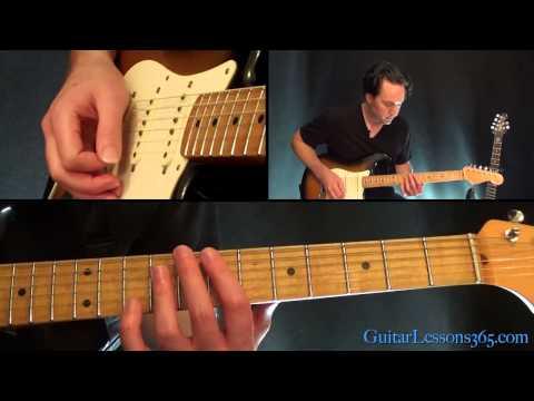 Santeria Guitar Chords Lesson - Sublime