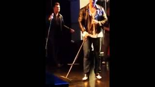 The Baseballs - my baby left me for a DJ