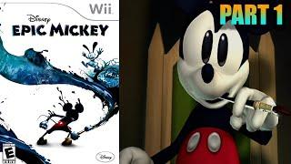 Epic Mickey [04] Wii Longplay pt.1