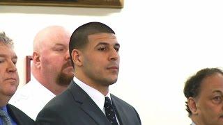 'Guilty of murder': Watch Hernandez verdict
