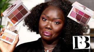 Did Fenty Really just SNAP?!.. Fenty Snap Shadows Review || Nyma Tang
