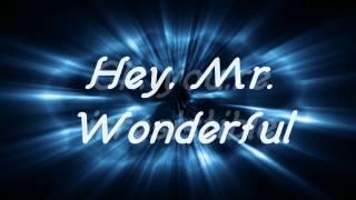 [HD] Smile.dk - Mr. Wonderful (Lyrics)