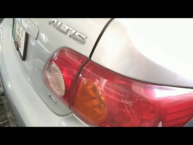 Toyota Corolla Altis Cruisetronic 1.8 2010 for Sale in Lahore