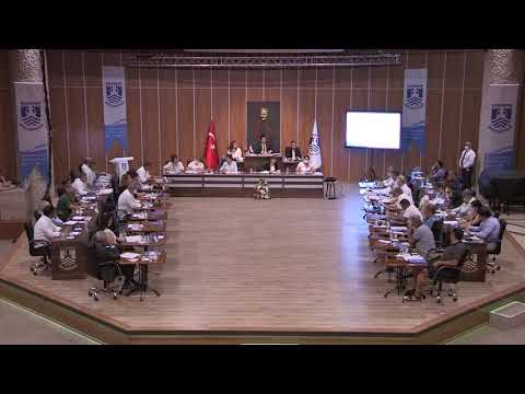 BODRUM BELEDİYESİ TEMMUZ AYI OLAĞAN MECLİS TOPLANTISI 1.OTURUM - 2020