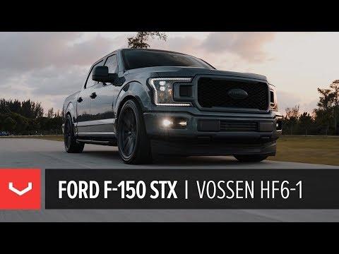 Ford F-150 STX   Vossen Hybrid Forged HF6-1 6-Lug Wheel