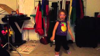 Leah Maria Dancing With The Pink Panther Music.